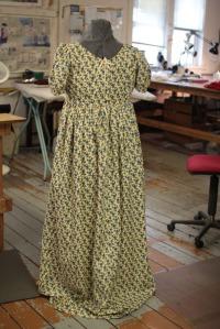 Empire Dress (back)