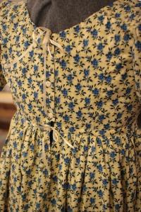 Empire Dress (back close up)