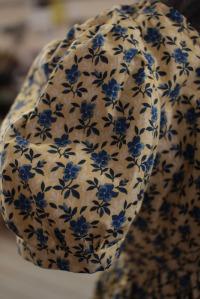 Empire Dress (sleeve close up)