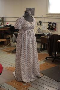 Empire Dress (front) Swatch FL-81