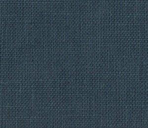 dk blue linen