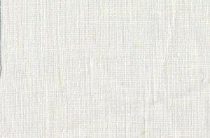 Swatch- white linen